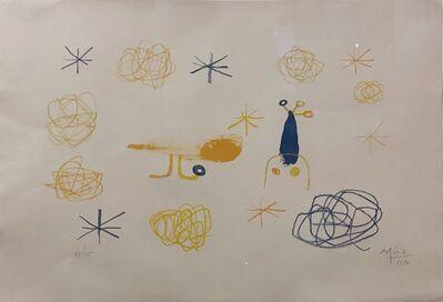 Joan Miró, 'The Red Bird II (M99) ', 1950