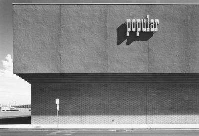 Grant Mudford, 'El Paso, Texas', 1976
