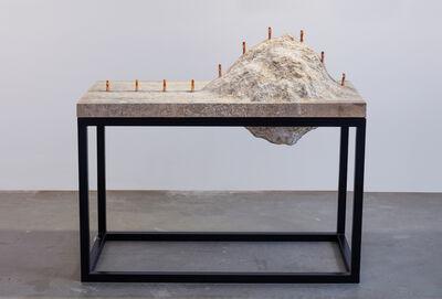 Elena Damiani, 'Rude Rocks N7', 2016