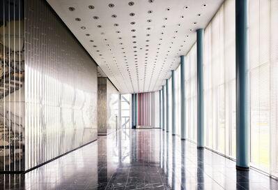 Candida Höfer, 'Dreischeibenhaus Düsseldorf IV 2011', 2011