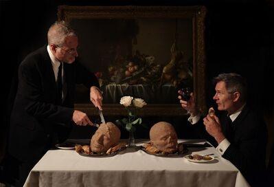 Generic Art Solutions, 'Meatheads: Self Portraits'