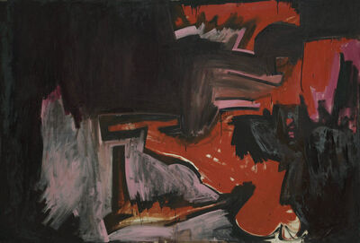 Hassel Smith, 'Number 4', 1952