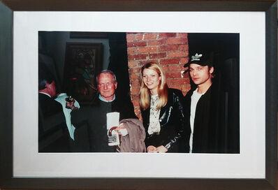 Patrick McMullan, 'Paul Newman, Gwyyneth Paltrow and Brad Pitt', 1996