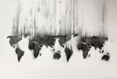 Thomas Lail, 'Untitled 505-20 (Map)', 2020