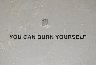 Satoshi Hashimoto, 'YOU CAN BURN YOURSELF', 2018