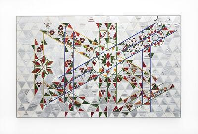 Monir Farmanfarmaian, 'Gabbeh', 2009