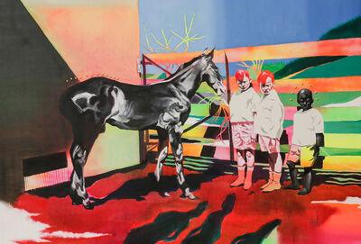 Marlon Amaro, 'Puro sangue, sangue puro', 2020