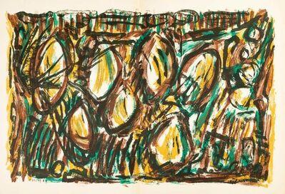 Serge Hélias, 'Helias', 1963