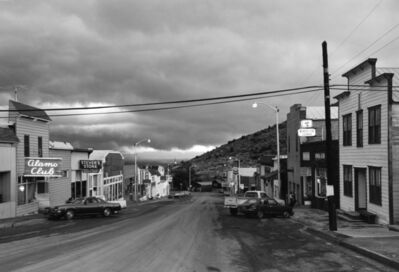 Ingeborg Gerdes, 'Pioche (Main Street), Nevada', 1982