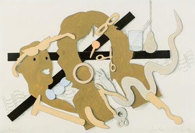 Kiki Kogelnik, 'Morning', 1980