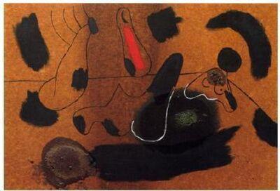 Joan Miró, 'Peinture été, 1936,', 1936