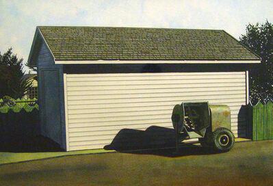 James Torlakson, 'Cement Mixer', 1974