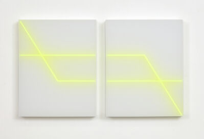 Karyn Taylor, 'Sync Function (green)', 2017