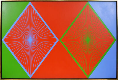 Richard Anuszkiewicz, 'Of the Same Brilliance ', 1964