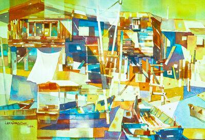 Lam Siong Onn 藍祥安, 'Riverside Breeze', 2006
