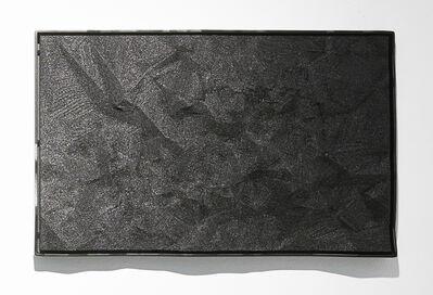 Nicolas Baier, 'Lamelle 16 (noire-positif)', 2017