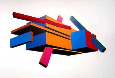 Rodrigo Echeverri, 'Cruzamientos', 2019