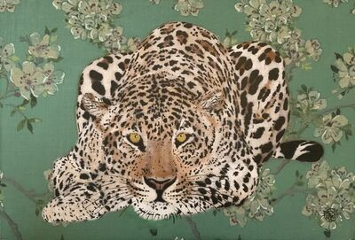 Mosko, 'Dreaming panther', 2020