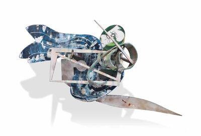 Frank Stella, 'The Glider (Scrap #8, 2X)'