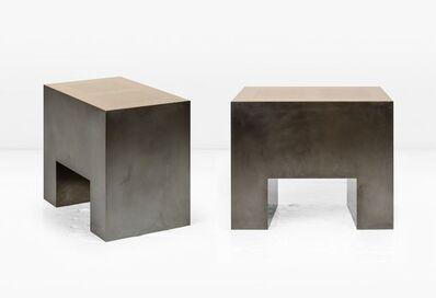 Khouri Guzman Bunce Limited - KGBL, 'Klaus End Table', 2016