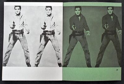 Andy Warhol, 'Rare 1st Edition Catalogue for Andy Warhol's First Museum Show - Institute of Contemporary Art, Philadelphia', 1965
