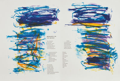 Joan Mitchell, 'Poems', 1992