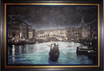 roamcouch, 'Wish Upon A Star Venice', 2017