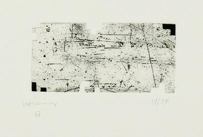 Eduardo Chillida, 'Itsasoratu II', 1998