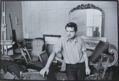 Henri Cartier-Bresson, 'Francis Bacon, London , 1952', 1952