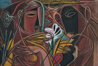George Keyt, 'Untitled ', 1947