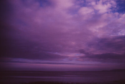 Nan Goldin, 'Lavender Landscape, Buncrana Ireland', 2002