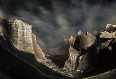Edward Bateman, 'Yosemite Gateway No. 1 (with 3D printed landscape)', 2020