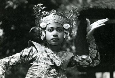 Gotthard Schuh, 'Balinese Dancer, c. 1930', 1930s