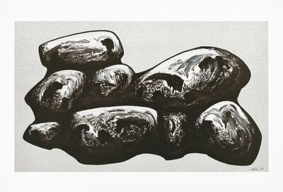 Ma Desheng 马德升, 'UNTITLED (ROCK)', 2018