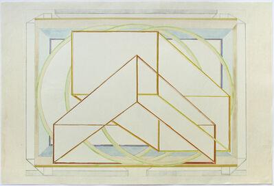 Al Held, 'Kyoto-Wa', 1985