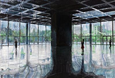 Dénesh Ghyczy, 'Deep Gravity', 2018