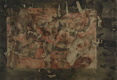 Ciprian Radovan, 'Vague Universe', 1966
