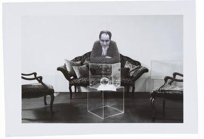 "Giulio Paolini, 'Studio per ""Sala d'attesa"" (Ermite à Paris)', 2011-2012"
