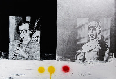Zefrey Throwell, 'Woody Allen vs. the Nazis: Jazzman– Goebbels', 2013