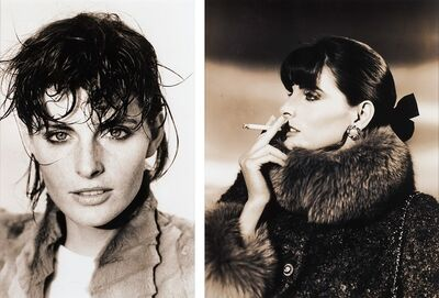 Arthur Elgort, 'Joan Severance in Fendi - Joan Severance per Chanel', 1982