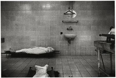 Paulo Nozolino, 'Morgue, Sarajevo', 1997