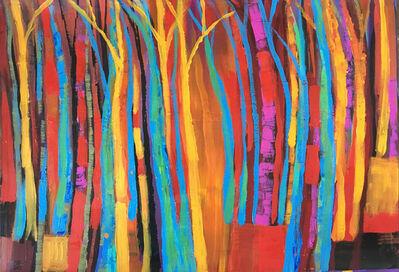 Eva Holz, 'Bosque Abstracto #36', 2018