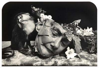 Joel-Peter Witkin, 'Face of a Woman, Marseilles', 2004