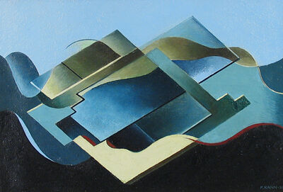 Frederick I. Kann, 'Untitled', 1931