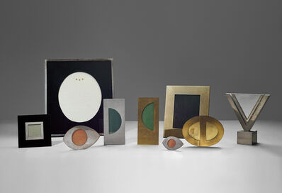 Gabriella Crespi, 'Set of nine picture frames', circa 1970