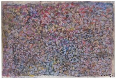 Mark Tobey, 'Deserted Garden', 1967