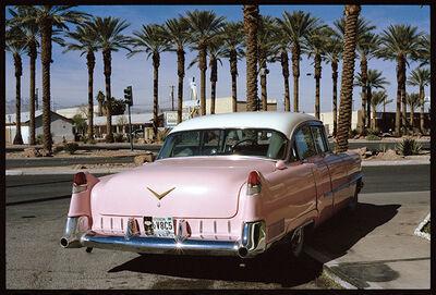 Hunter Barnes, 'Pink Cadillac', 2017