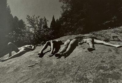 Eikoh Hosoe, 'Naked School, #7431-22A, Yosemite', 1974