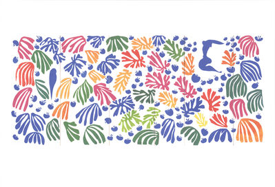 Henri Matisse, 'La Perruche et la Sirene', 2018