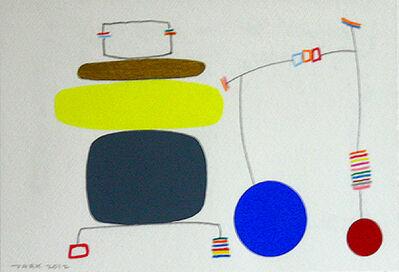Soonae Tark, 'Work-on-paper 12-2 (Framed)', 2012